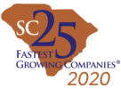 SC 25 Fastest Growing Companies 2020