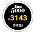 2019 INC 5000 logo